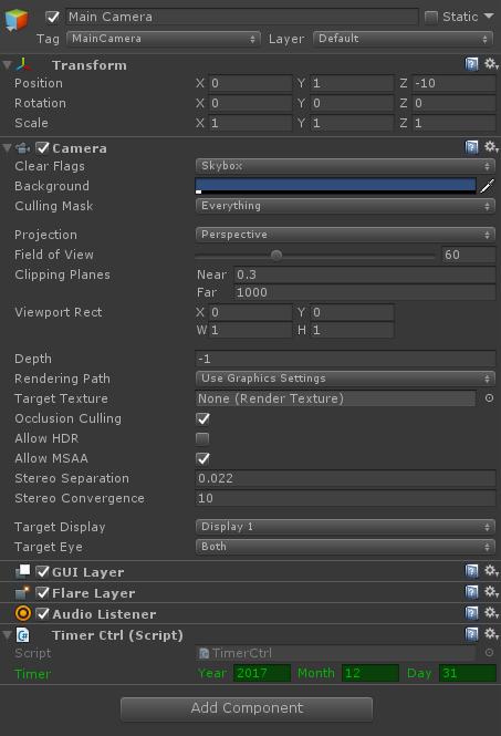 Unity3D插件:时间控制版本------可限制应用使用时间 - 第1张  | 大腿Plus