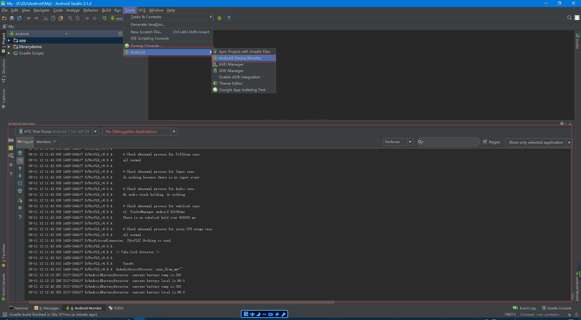 Unity3D:Android开发的几种调试方法 - 第4张  | 大腿Plus